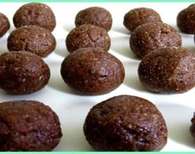 raw cacao energy balls