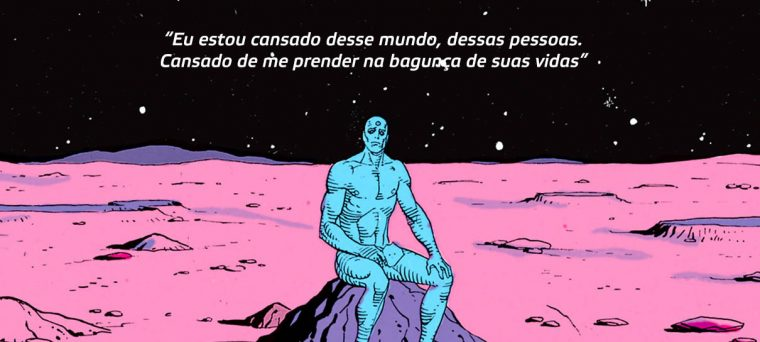 Nas Quotes Wallpaper Watchmen 30 Anos E A Import 226 Ncia Para O Mundo Dos