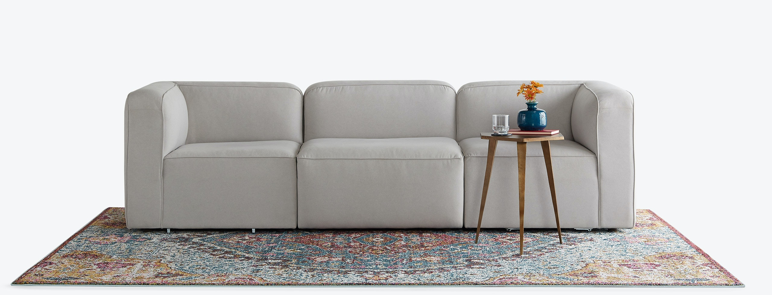 Cheap Modular Lounges Logan Modular Sofa