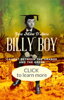 Billy Boy book cover- Learn More button