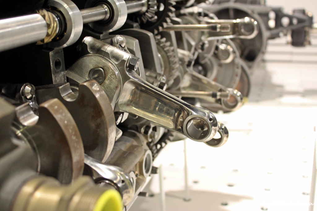 Race Car engine