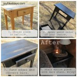 DIY Primitive Furniture