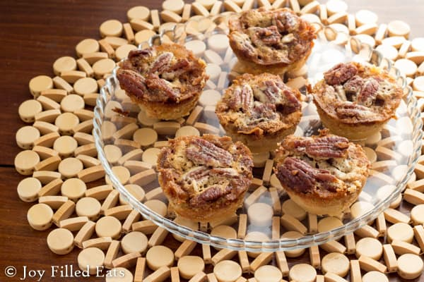 I love pecan pie. It is so rich I used to only make it once a year for Thanksgiving. But now with a sugar free, low carb, THM recipe so I can make it often.