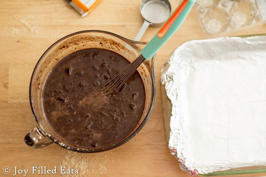 Fudgiest Fudge Brownies