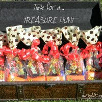 How To Plan a Fun Treasure Hunt