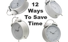 12 ways to save time