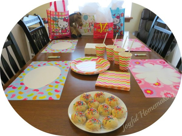 birthdayparty2 Kids Birthday Party Ideas