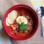 chicken salsa and black bean soup3