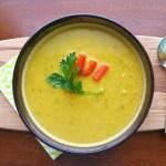 Hummus Soup