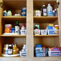 Kitchen Medicine Cabinet