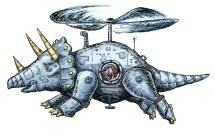 Tricerabot