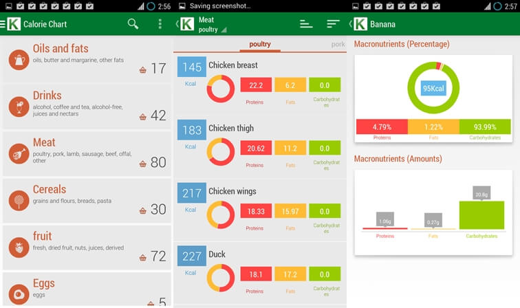 10 Best Calorie Counter App for Android to Trim the Fat