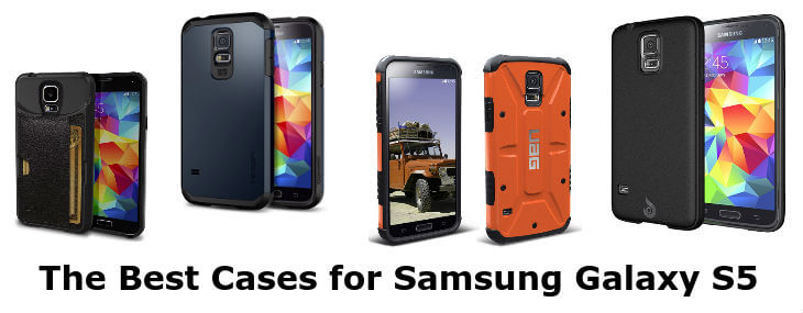 10 Best Cases For Samsung Galaxy S5