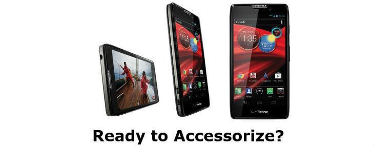 Motorola Droid Maxx accessories