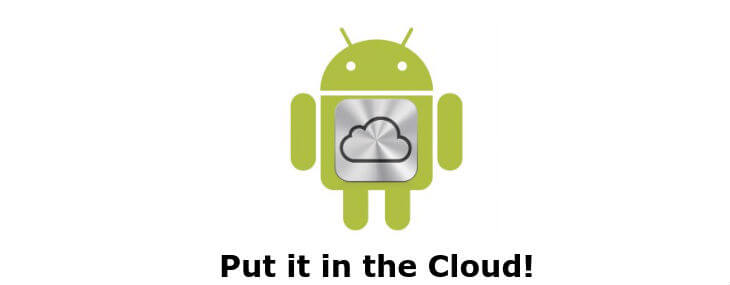 iCloud app for Android