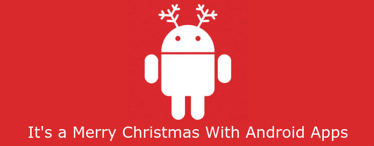 apps for Christmas celebrations
