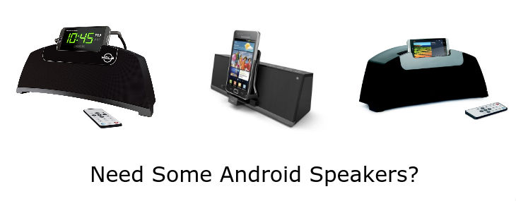 speakers for Android phone