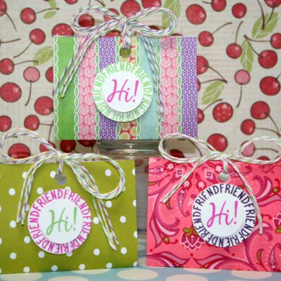 Lori Whitlock Blog Hop – Silhouette Cameo Chapstick Holder – GIVE AWAY
