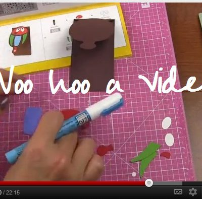 How to Make a Maraca Bookmark using the Cricut Paper Play Cartridge – Video