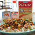 Success Rice Chicken Teriyaki Pineapple Bowls