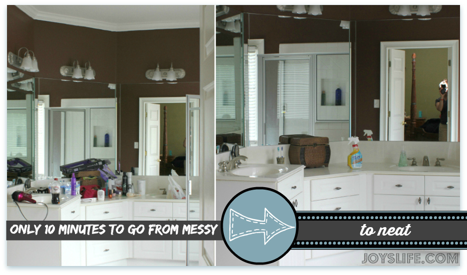 Coming Clean About My Bathroom: Keeping It Real #Tilex #ad #cleaning