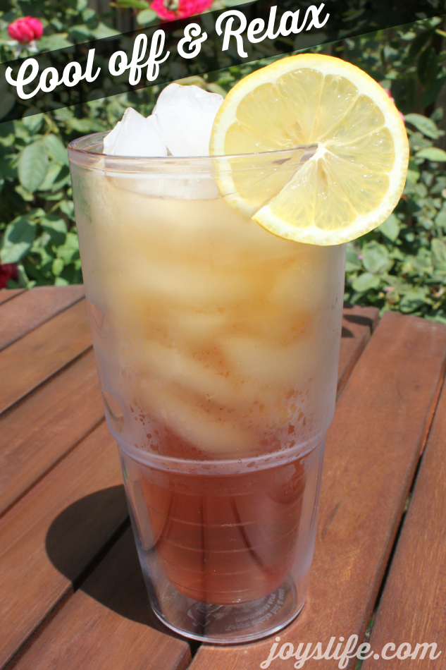 Hot Summer Calls for Cool Iced Tea...Fast! #bemoretea #PMedia #ad