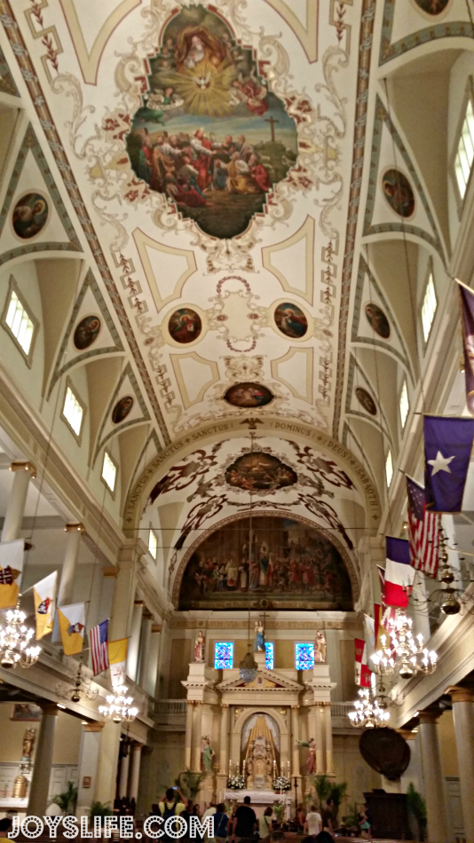 Mom & Daughter Trip to New Orleans Day 3 Part 1  #NOLA #NewOrleans #FrenchQuarter #tour #roadtrip #StLouisCathedral