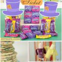 Wonkafy Your Party or Everyday with Wonka Peel-a-Pop