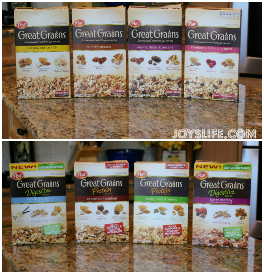 Great Grains - What Makes You Great? #ad #GreatGrains