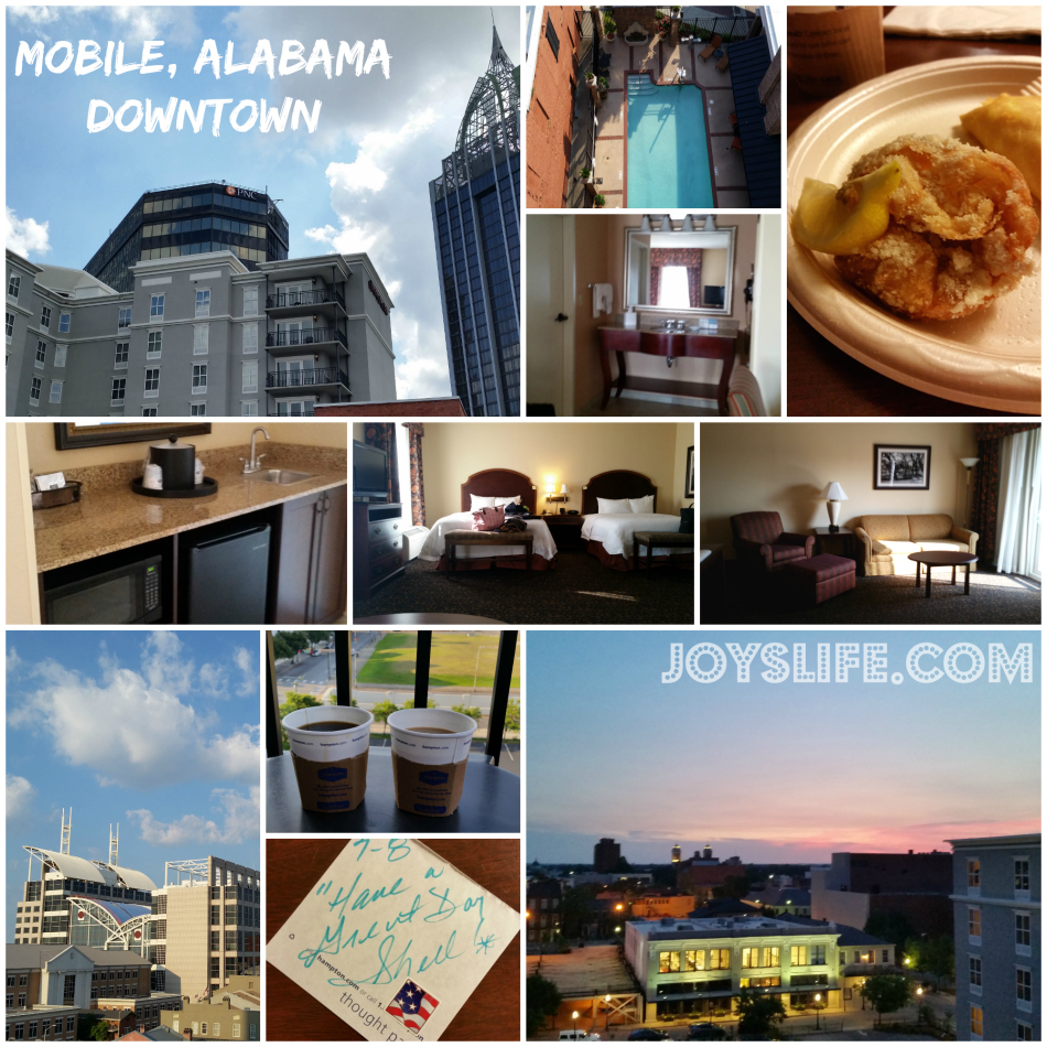 Downtown Mobile Alabama #Mobile #Alabama