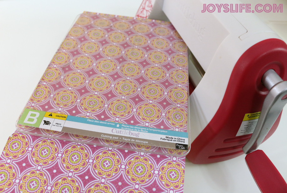 Bright & Beautiful Card with SEI #SEI #Sizzix #Flipits #Framelits