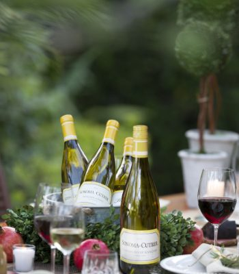 Sonoma-Cutrer Wines: Perfect for the Holidays & Year Round