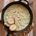 Delicious, Fast & Easy Hot Artichoke Dip Recipe