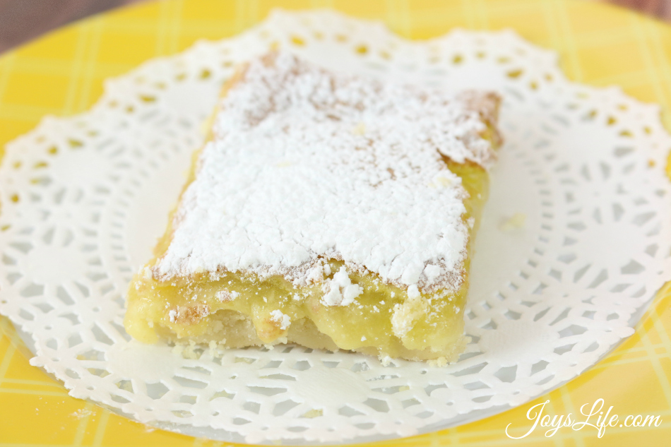 Country Time Lemon Squares Recipe #PourMoreFun #Cbias #Recipe #Lemonade