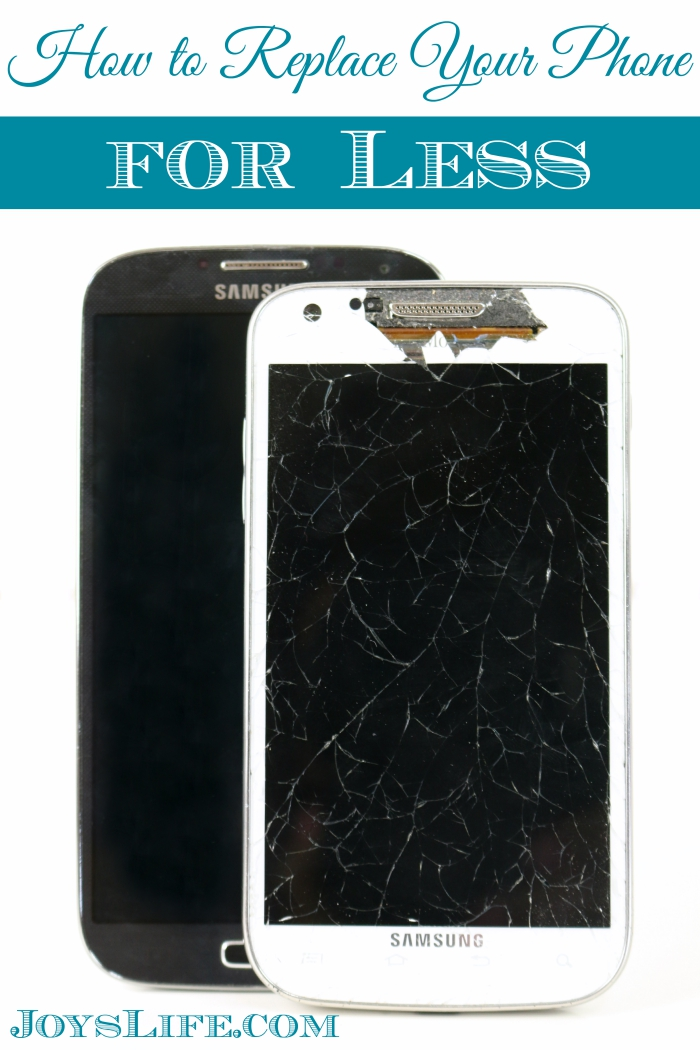 How to Replace Your Phone for Less #BuySmarter ad