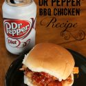 Slow Cooker Dr Pepper® BBQ Chicken Recipe