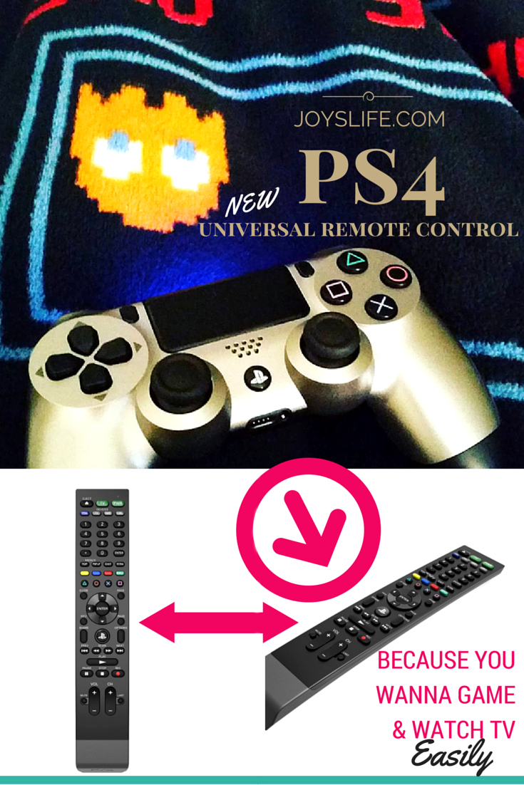 New PS4 TV Remote Control #Playstation #PS4 #gamer