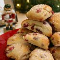 Cranberry Scones Recipe – Perfect for the Holidays