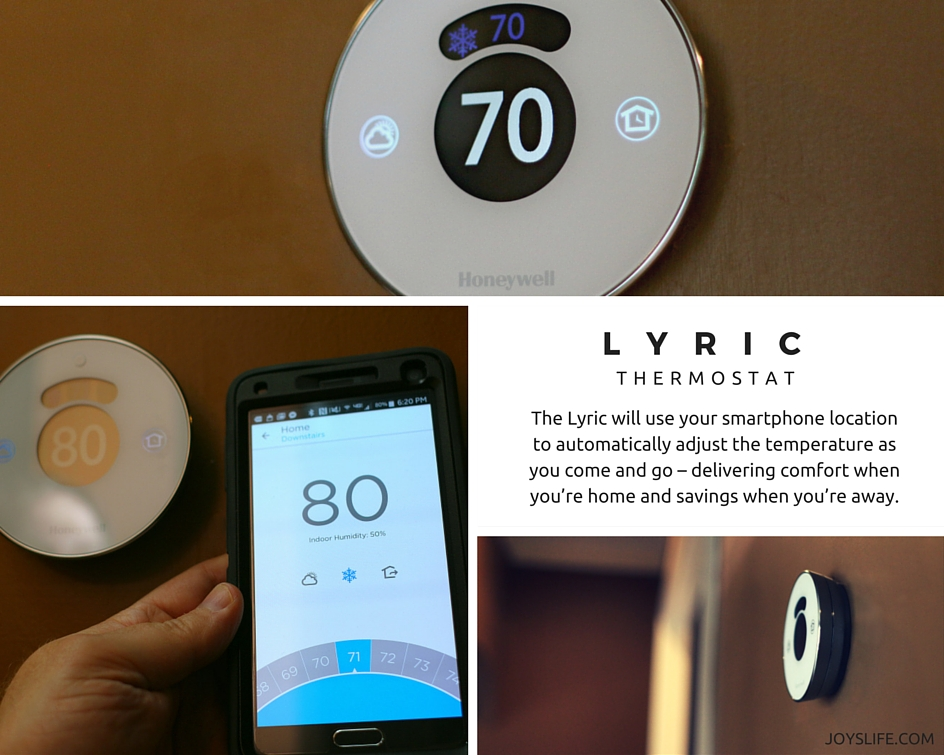 Smart Home - Lyric Thermostat