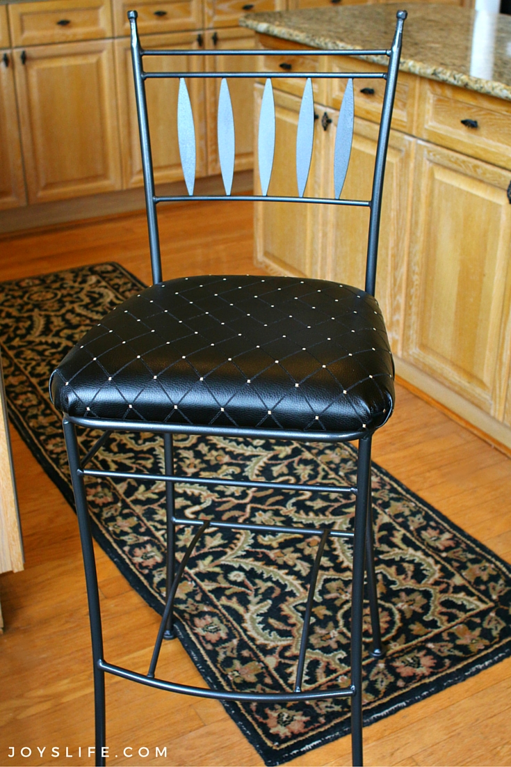 DIY Chair Makeover Before and After
