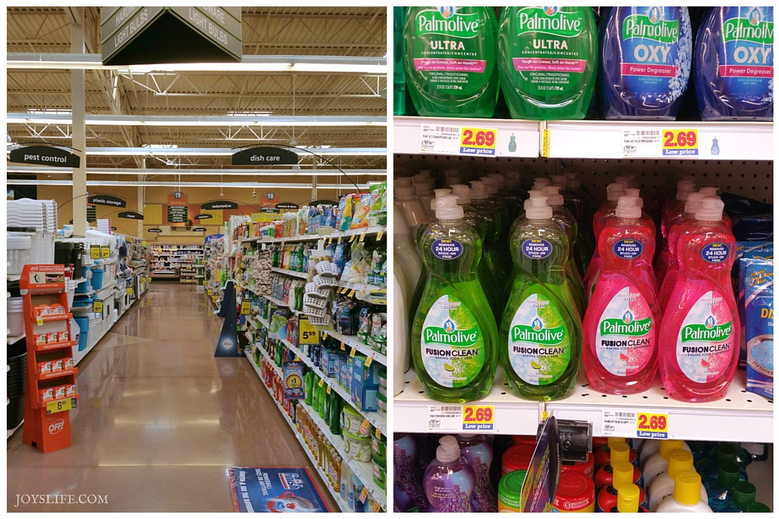 New Palmolive® Fusion Clean™ Baking Soda & Lime & New Palmolive® Fusion Clean™ Baking Soda & Grapefruit at Kroger