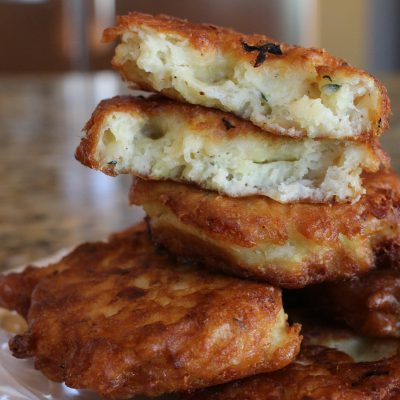 Delicious & Easy Zucchini Fritters Recipe