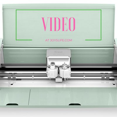 Cricut Explore Air 2 Unboxing and First Look