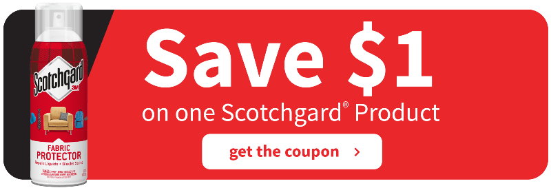 scotchgard coupon