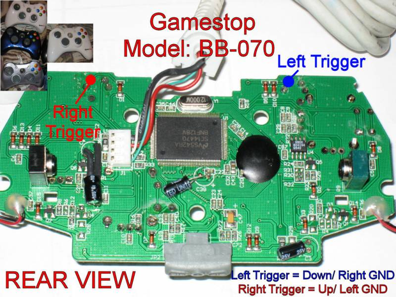 Xbox 360 Usb Wiring Diagram - Brexddnssde \u2022