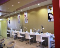Nail Salon Design Ideas | Joy Studio Design Gallery Photo