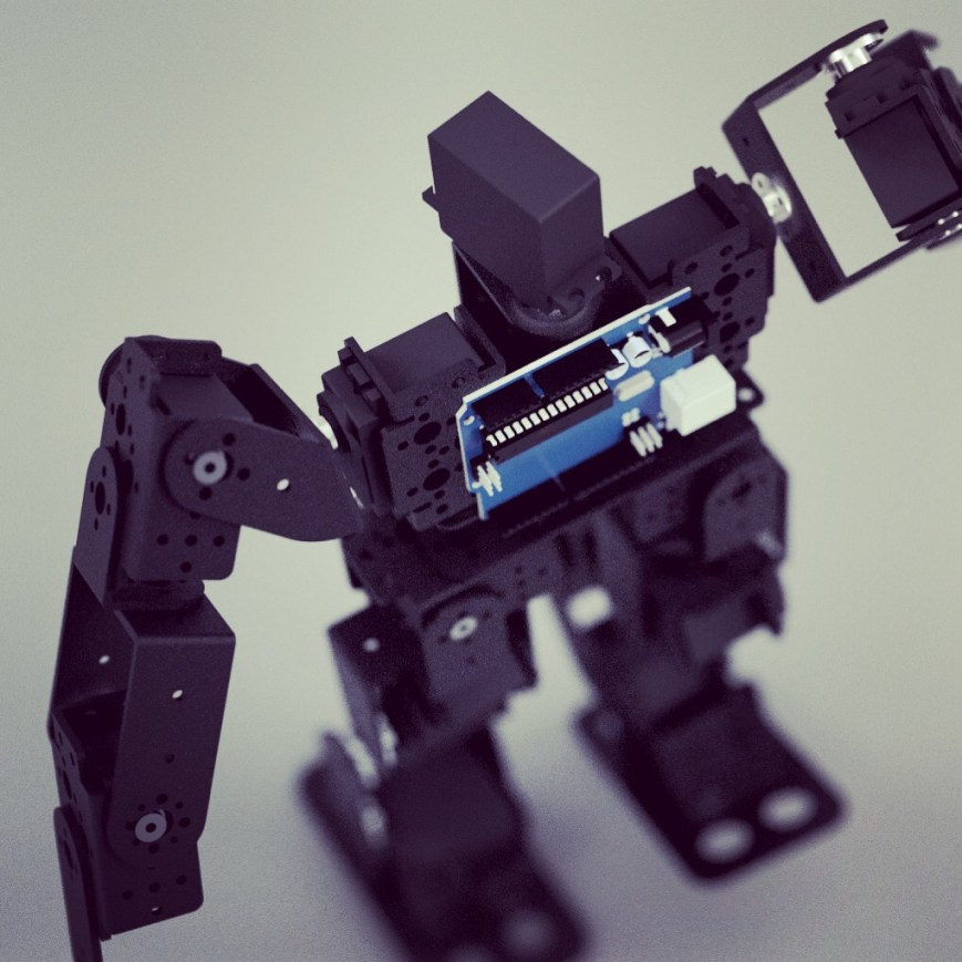 Arduino Controlled Robot