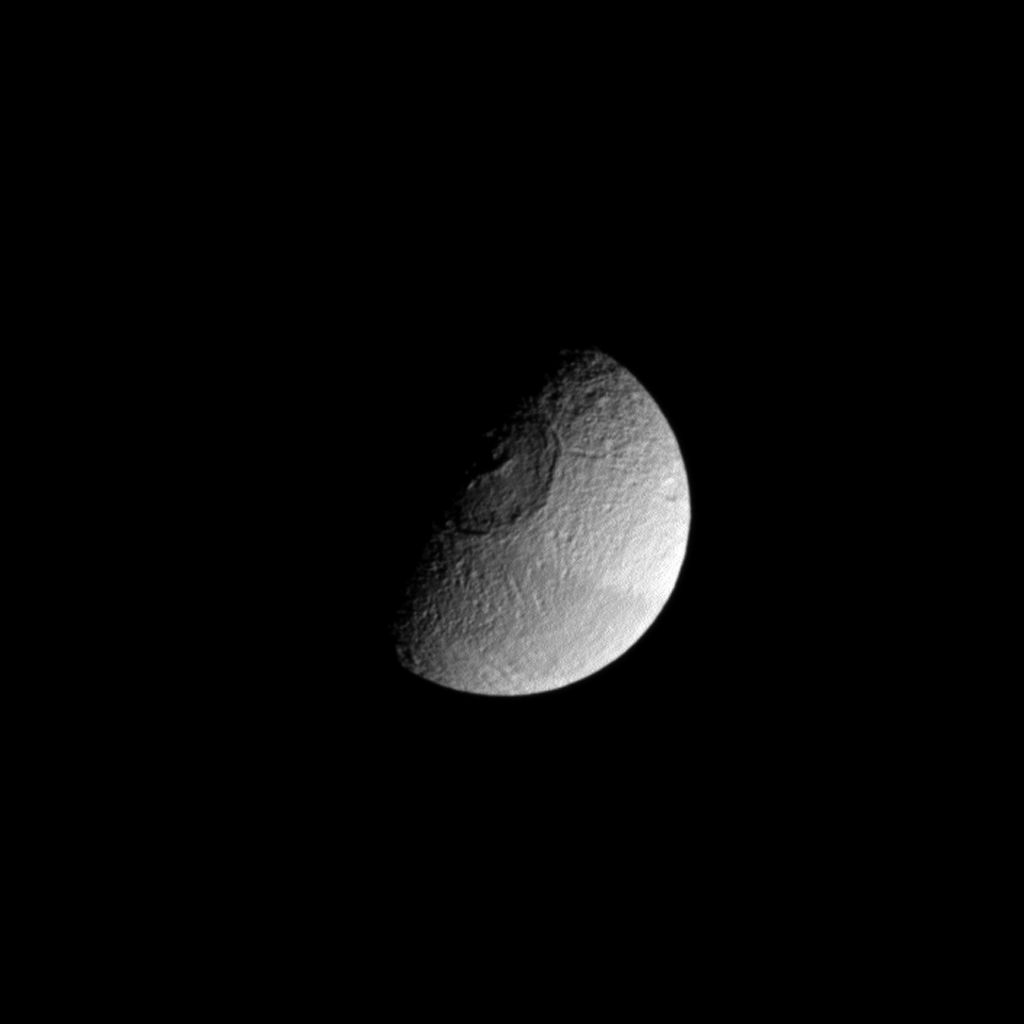 Mimas Moon Fun Facts Space Images Another Death Star