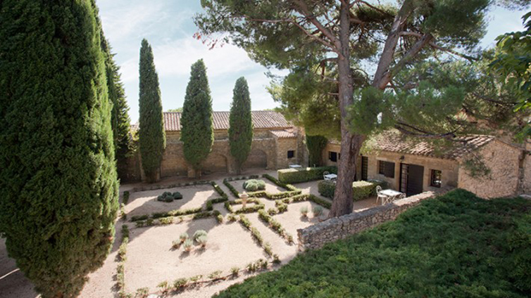 Garrigae Abbaye De Sainte Croix Salon De Provence France Updated 2018 Official Website Of Jp Moser - Intersport Salon De Provence