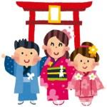 free-illustration-shichigosan-set-torii